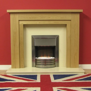 Wooden Fireplaces