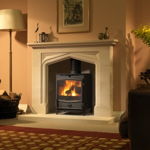 Farrington Fireplace and Stove Package