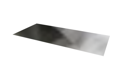 1250MM X 600MM PLAIN SHEET WITH BRACKETS
