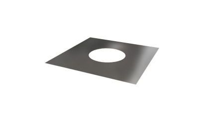 175MM TOP FIXING PLATE