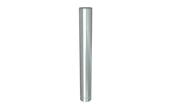 DURA GAS VENT 1000MM LENGTH 5''