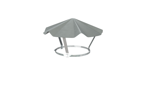 G8 BIRD GUARD WITH RAIN CAP FOR SOLID FUEL