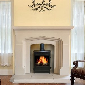 Swaffham Fireplace and Stove Package