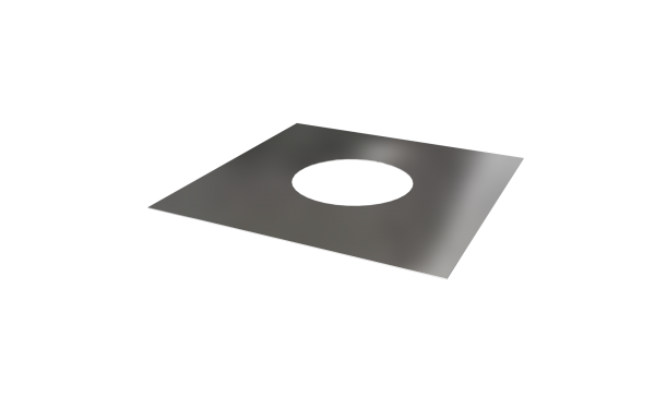 125MM TOP FIXING PLATE
