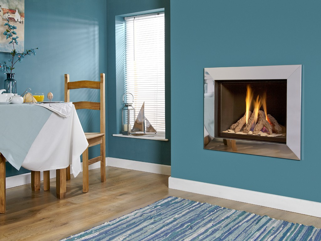 Kinder Celina Gas Fire