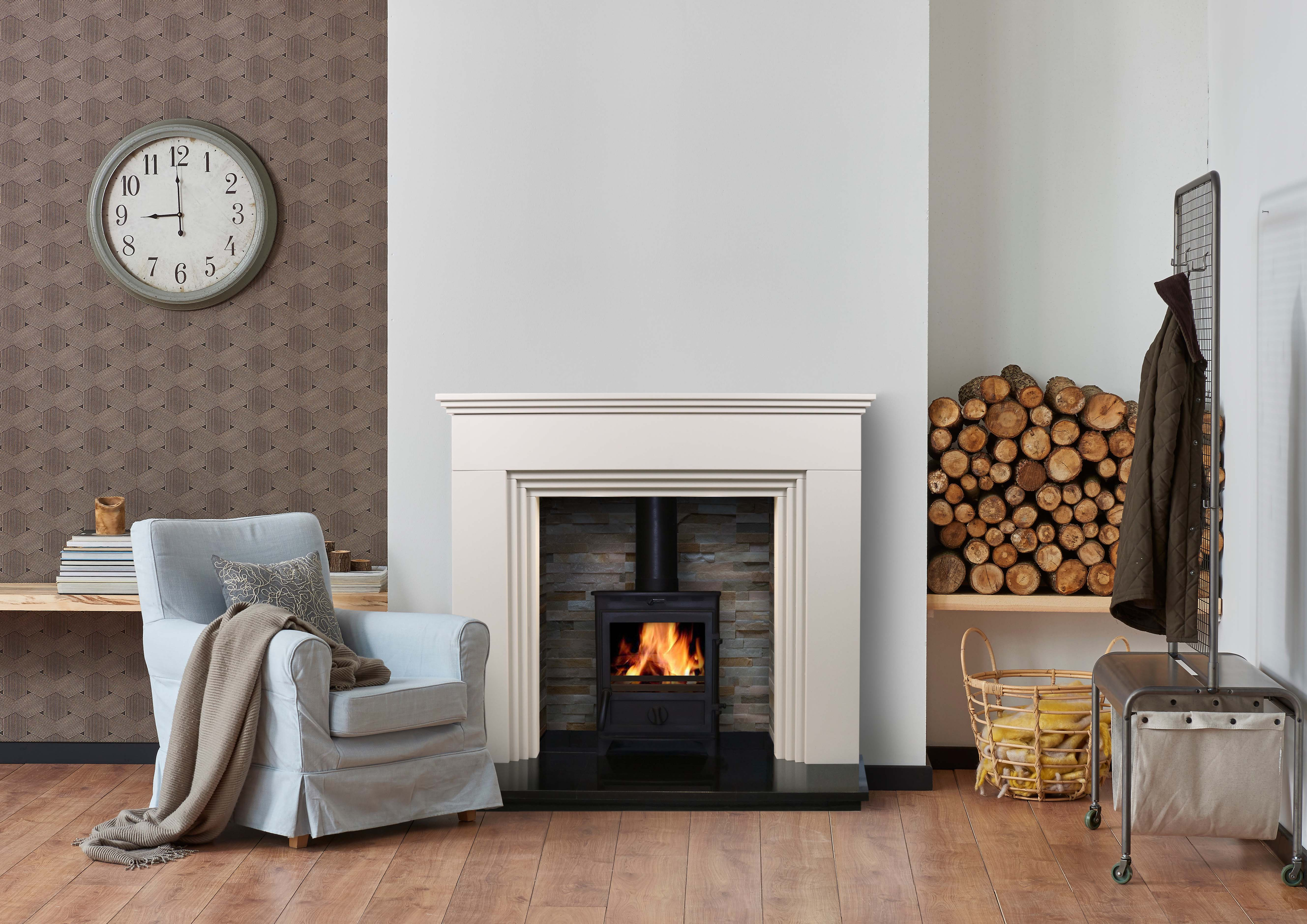 Marble & Limestone Fireplaces